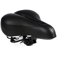 """Padded about 10/"""" x 5 1//4 Drop Nose BMX Bicycle Seat L /& W of the base Saddle"""
