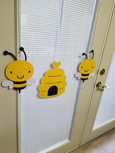 "Bumble bee ceiling hanger, bumble bee baby shower, bumble bee decoarations, Bumble Bee ""What will it BEE"" shower banner by MindysPaperPiecing on Etsy"