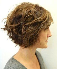 Fabulous Short Shaggy Haircuts for Women