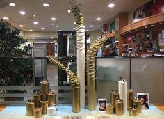 #navidad15 #escaparates #1954olidesign #multiópticas