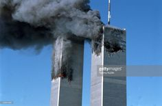 Terrorists Attack The World Trade Center Towers Pictures Getty