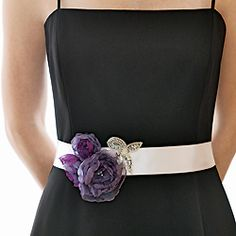 DIY wedding: How to make a bridesmaid sash  By Khris Cochran    Surprise your bridesmaids with a handmade sash to wear on your wedding day.