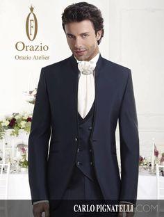 Vi aspettiamo in atelier... tante le novità della nuova collezione sposo  Carlo Pignatelli. Abiti Da SposaAbiti ... a6b95ef910e