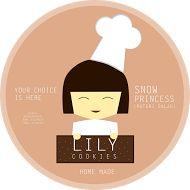 Logo LILIE COOKIES