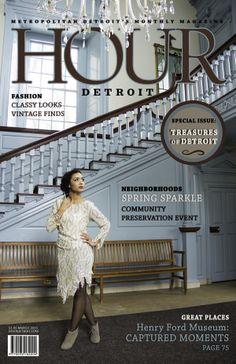 Magazine Covers by Rachel Bertolini, via Behance