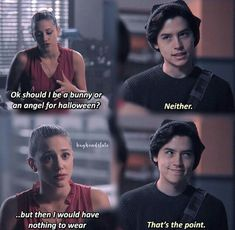 Ha this would be so funny The post Ha this would be so funny appeared first on Riverdale Memes. Riverdale Quotes, Bughead Riverdale, Riverdale Funny, Riverdale Comics, Riverdale Netflix, Funny Quotes, Funny Memes, Hilarious, Funny Pins