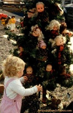 LMAO!  THIS YEARS CHRISTMAS TREE WILL BE DECORATED AS SUCH!!  AwkwardFamilyPhotos.com##