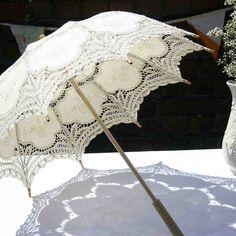 Fancy Umbrellas For Weddings