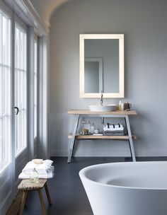 Cape Cod brings a touch of nature into the bathroom Cape Cod, which is located in New England on the east coast of the USA, possesses a memorable flair...