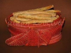 μικρή κουζίνα: Χωριάτικα και πολύσπορα κριτσίνια μπύρας Biscuits, Cookies, Cookie Recipes, Cookie, Cookie, Biscuit