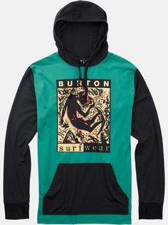 Camisetas Hombre Burton Hinks