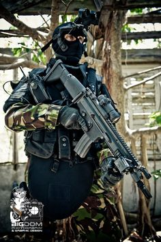 Special Forces #military #special forces #operator