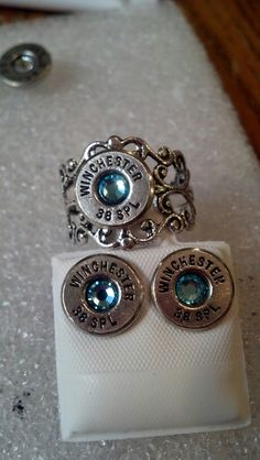 Erin's Bullet Casing Jewelry /Facebook