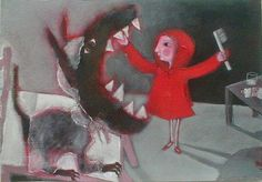 Little Red Riding Hood: Fernanda Bragone