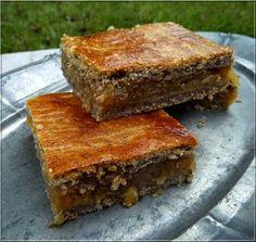 Limara péksége: Almás pite reformosan
