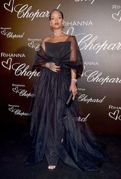 Rihanna Photos Photos - Chopard Dinner in Honour of Rihanna and The Rihanna X Chopard Collection - The 70th Annual Cannes Film Festival - Zimbio