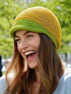 Campus Peak - Hat - Free Pattern