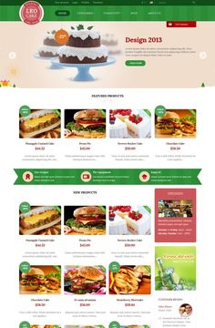 Leo Cake Prestashop Theme, best theme, prestashop version 1.6.0.8, Responsive
