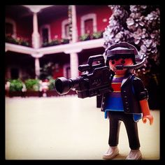 #JP en Boutique Hotel de Cortés #LeyendaUrbana #littlecameraman #press #prensa #cameraman #journalist #playmobil #Pablito #camarógrafo