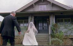 Doc Martin: Martin & Louisa on their honeymoon.