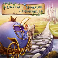 Here you'll meet four-legged friends, a fairy godmother and of course, the Handsome Prince. They'll help you get ready for the yearly ball - the most important event in the Kingdom! New Puzzle Games, Handsome Prince, Fairy Godmother, Puzzles For Kids, Yearly, Four Legged, Videogames, Fairy Tales, Cinderella