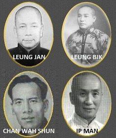 Legends of Wing Chun