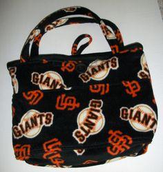 SAN FRANCISCO GIANTS DIAPER BAG BASEBALL.../