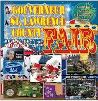 Home of the St.Lawrence county fair