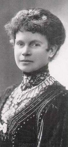 Elisabeth granddaughter of Sissi, daughter of archduchess Gisela.