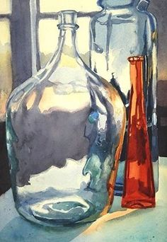 FASO Featured Artists: Artist Sarah Yeoman | FineArtViews Blog by FASO #watercolorarts