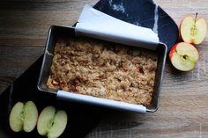 Gluten-Free & Vegan Apple Bread
