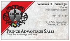 Prince Advantage Sales