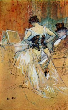 Art History News: Toulouse-Lautrec and the Spectacles of Paris