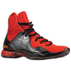 Under Armour Cam Highlight Trainer - Men's - Training - Shoes - Black/Taxi