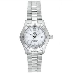 TAG Heuer Womens WAF1414.BA0812 2000 Aquaracer Watch