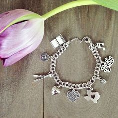Whether you have one charm on your bracelet or many, we love seeing your James Avery style!