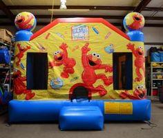 31d3dd838ab8d Elmo s World Bounce House - Affordable Moonwalk Rentals - Covington Georgia
