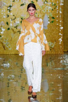 #Spring #summer #runway #17 #fashion #flowers #print #fashIon #bytimo #ti-mo #vintage #romantic #clothes #norwegian #style #bohemian #webshop #shop #instagram #pattern #embroidery #flowers #lace #lookbook #clothes #model
