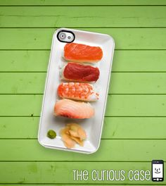 Sushi iPhone case | The Curious Case