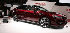 Confira nosso comentário sobre o Honda Clarity