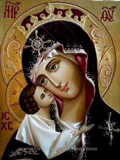 #Theotokos Eleusa