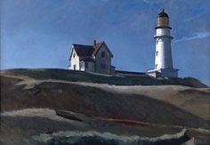 Lighthouse HIII, 1927.