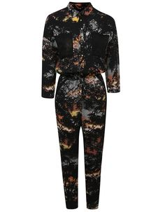 Premium Printed Jumpsuit | Women | George at ASDA