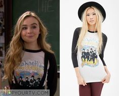 Girl Meets World: Season 2 Episode 20 Maya's Beatles Shirt