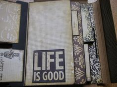 having a {me} day: Tim Holtz Collection Folio & Simple Stories Documented