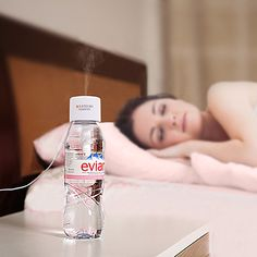 portable humidifier - man could I use this when I am traveling for work!