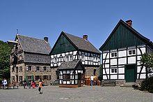 LWL Freilichtmuseum Hagen, Germany