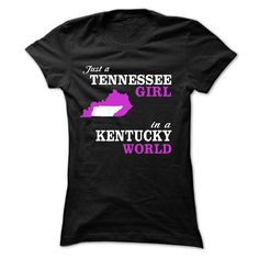 awesome Bargain JUST A TENNESSEE GIRL IN A KENTUCKY WORLD