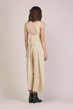 Florence Jumpsuit, Buff by Shaina Mote @ Kick Pleat - 5