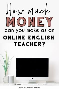 Get paid to teach English online with VIPKID. Find out information about the VIPKID pay and salary information. What can you really earn as an online English teacher? Online English Teacher, English Teachers, Online School Programs, Teacher Salary, Feedback For Students, Jobs For Teachers, Teaching Jobs, Efl Teaching, Teaching Resources